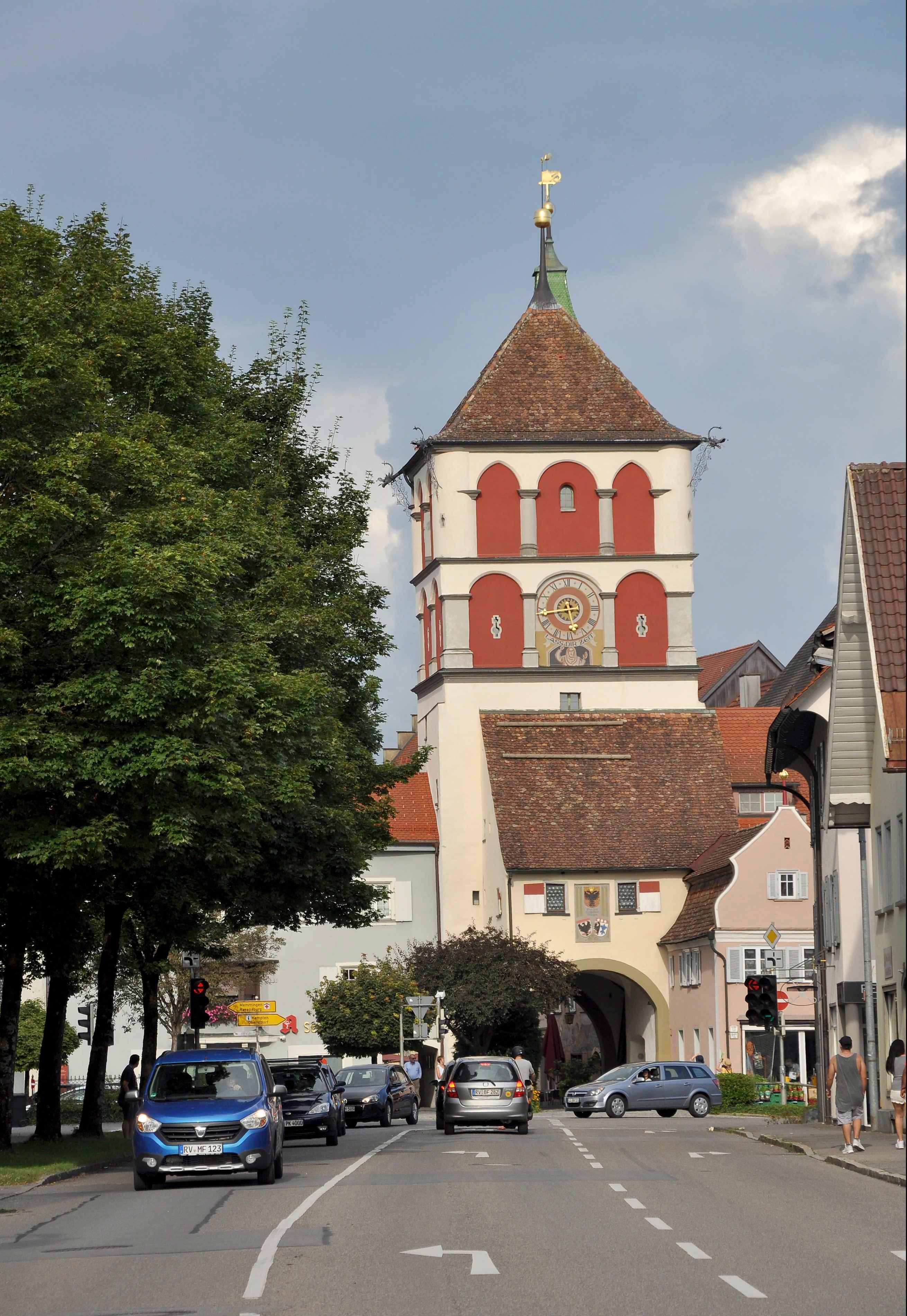 Lindauer Straße Wangen